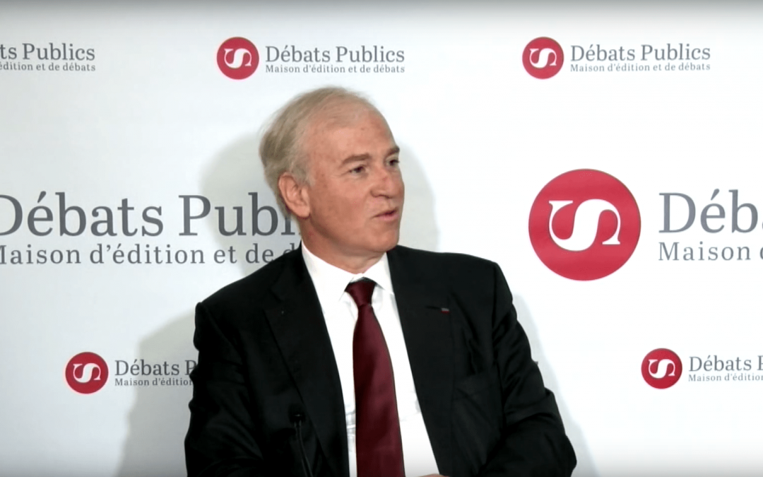 André-Jacques Auberton Hervé est l'invité de PPDA